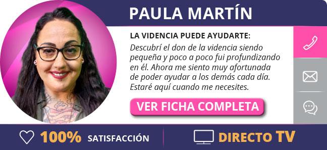 Paula Martín tarotista