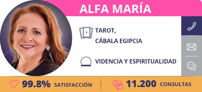 Alfa María